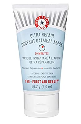 FIRST AID BEAUTY Ultra Repair Instant Oatmeal Mask 56.7g by First Aid Beauty