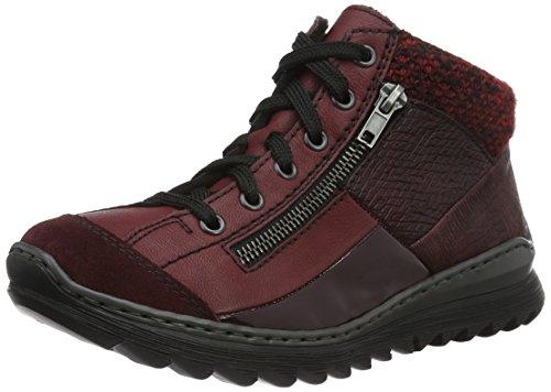 Rieker M6243, Zapatillas Altas Mujer