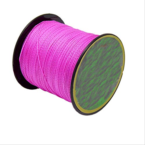 Hilo de Pesca Unisex para Adulto Lineaeffe Take Talla /única Color Rosa y Transparente