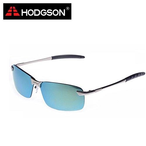 Generic Hodgson C3043 Polarisierte Angel-Sonnenbrille, Herren, polarisiert, UV400, Angelzubehör