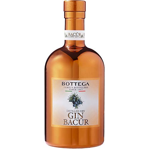 Bottega Bacur Dry Gin 0,5 Liter 40% Vol.