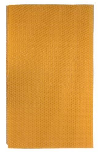 1 KG Palettas Bienenwachsplatten 20x35cm mind 15 Stück 100% Bienenwachs