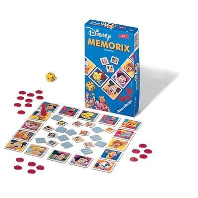 Ravensburger Disney Classic Memorix (Juego de Viajes y Solitario) [Importado de Alemania]: Amazon.es: Juguetes y juegos