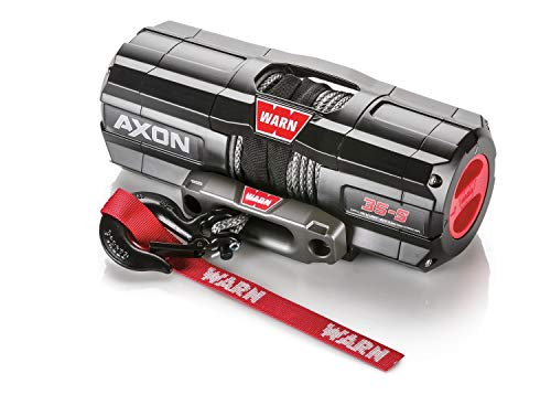 Warn Industries 101130 AXON 35 - Cabrestante