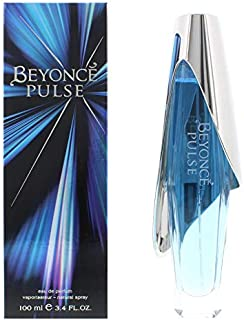 Beyonce Pulse Eau De Parfum Spray for Women, 3.4 Ounce