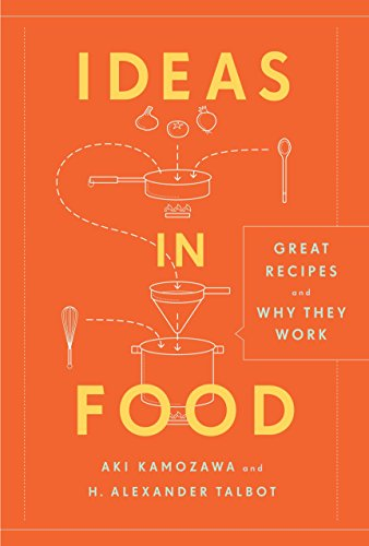Image of Ideas in Food: Great Recipes and Why They Work: A Cookbook