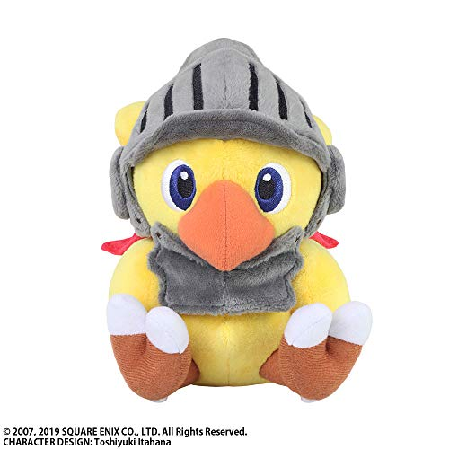 Square Enix Chocobo's Mystery Dungeon Every Buddy! Plush Figure Chocobo Knight 17 cm