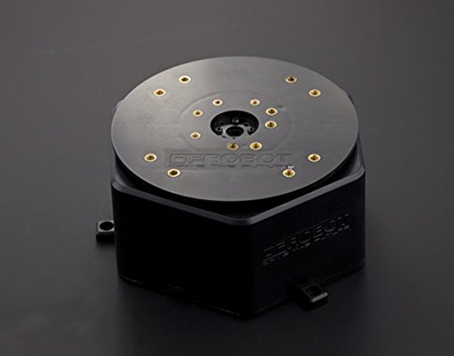 Hexa Base Rotate Kit/Ondersteuning 10 Pond/De mechanische arm Rotary Base Chassis Met PTZ Camera Draaitafel Lager