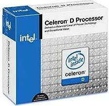 Intel Celeron D 336  2.8 GHz processor ( BX80547RE2800CN )