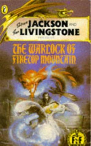 Warlock of Firetop Mountain (Puffin Adventure Gamebooks)