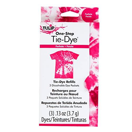 Tulip One-Step Dye Refills Fuchsia