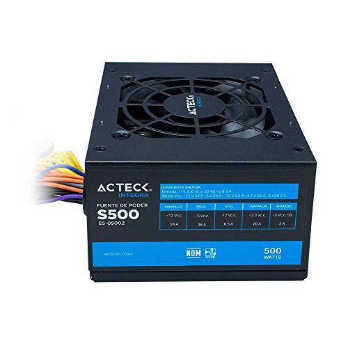 que es mejor convector o calefactor fabricante ACTECK