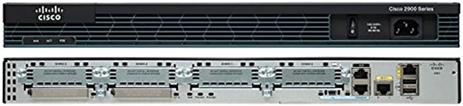 Cisco 2900 Series Integrated Services Router (CISCO2901-V/K9)