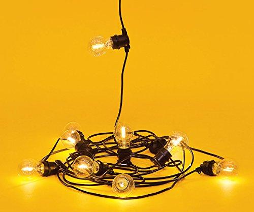 Lot de 10 lumières LED de jardin \