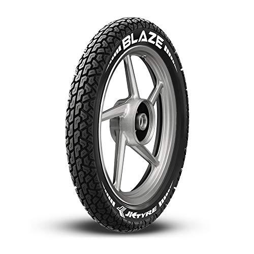 JK Tyre BLAZE BR11 3.00-17 Tubeless Bike Tyre, Rear