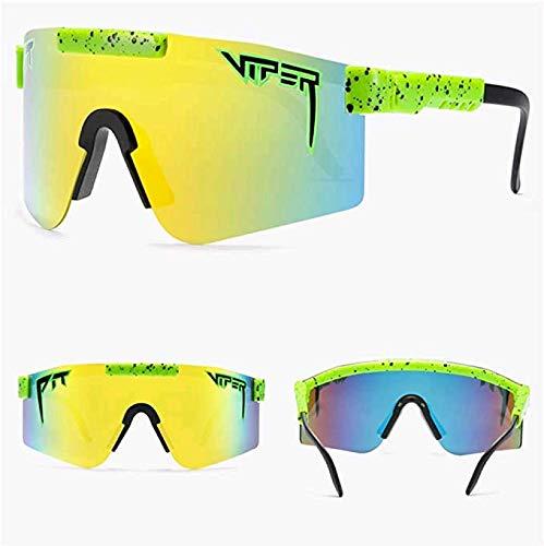 Pit Viper Sunglasses Cycling Glasses UV400 PolarizedBaseball Running Fishing Golf Driving Sunglasses for Women and Men C14