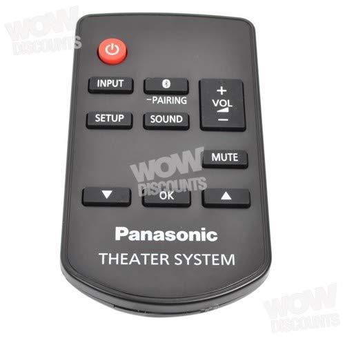 Original Panasonic N2QAYC000098 Fernbedienung