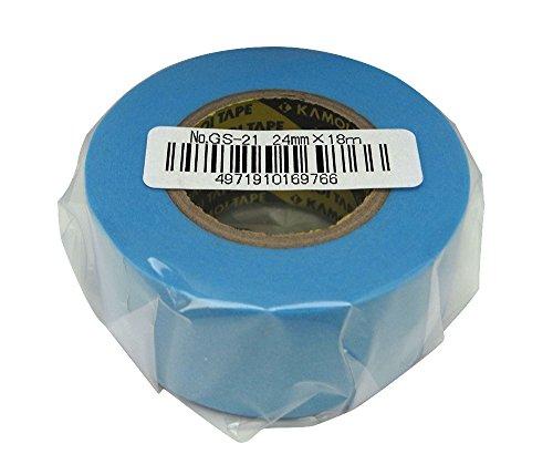 カモ井加工紙 マスキングテープ ガラスシーリング用 24mmX18m [養生テープ]