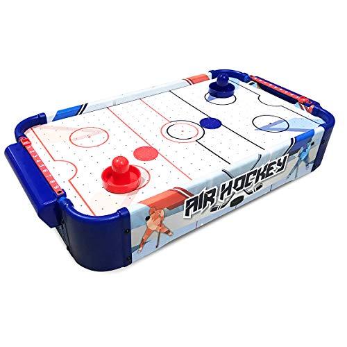 Juego de hockey de aire sobre mesa