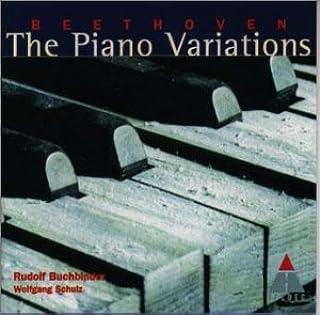 ベートーヴェン:ピアノのための