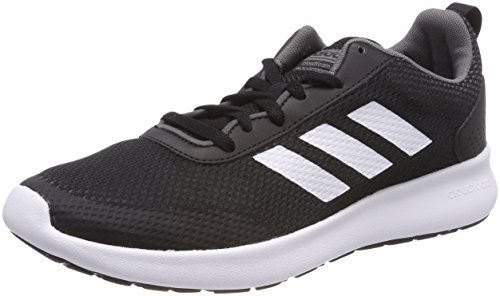 Adidas Men's Element Race Cblack/Ftwwht/Grefiv Running Shoes-10 UK/India (44 2/3 EU) (DB1459)
