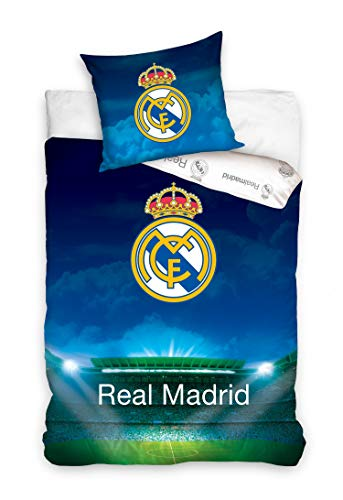 Real Madrid Ropa de Cama, 135 x 200 + 80 x 80