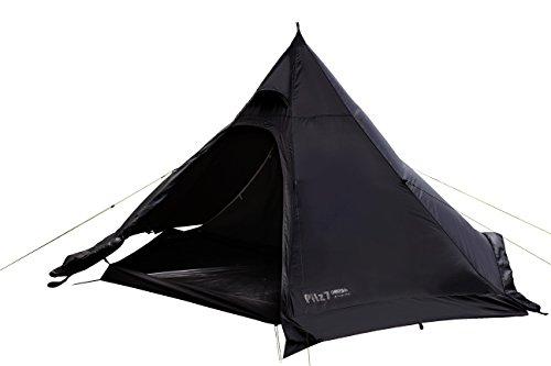 Canadian East(カナディアンイースト) ワンポールテント 黒ピルツ Pilz7 BLACK ピルツ7 ブラック [ 2~3人用...