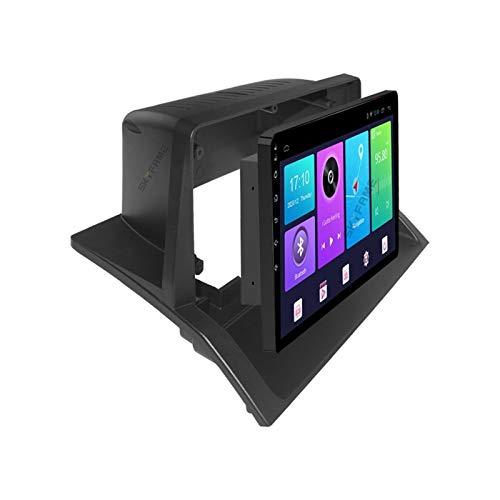 HUAZHUANG-Home 10.1 Pulgadas Fascia Double DIN Coche Frame DVD O Adaptador Facia 1 / 2din Panel de recitación Dashboard Kit Ajuste para Mazda 6