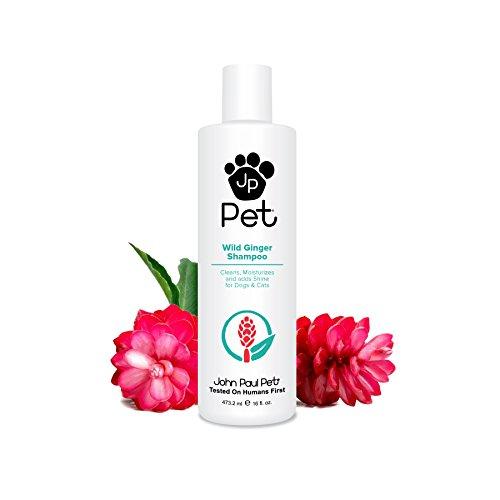 John Paul Pet Wild Ginger Shampoo 16oz-