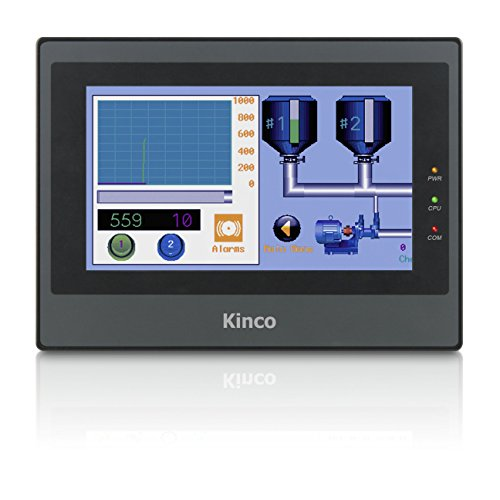 "Kinco Automation MT4414T HMI Touch Screen, 7"" TFT"