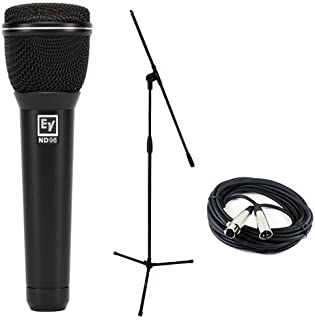 Electro-Voice ND96 Dynamic Supercardioid Vocal Microphone...