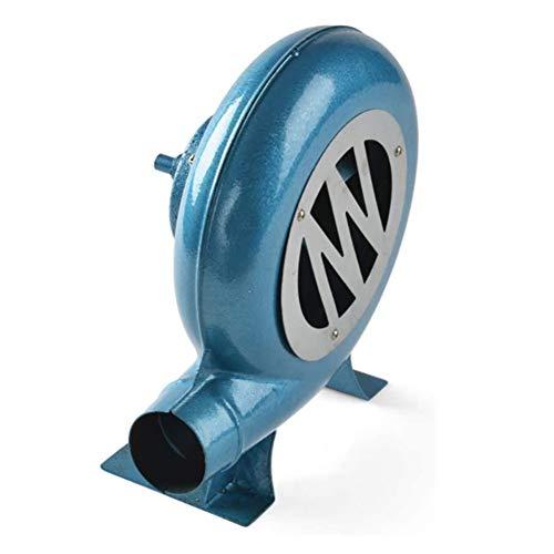 STZLY Ventilador de manivela de manivela BBQ, Ventilador, forja Manual, soplador de...