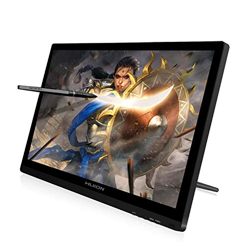 Huion KAMVAS 20 Drawing Tablet Pen Display with HD Screen 8192 Pressure Sensitivity - 19.5 Inches