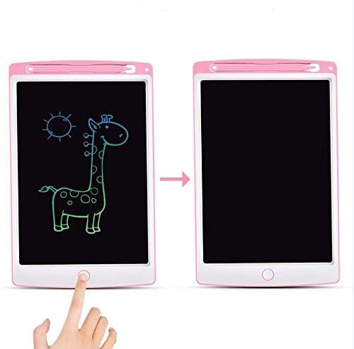 Tableta de escritura LCD, pantalla colorida de 25,4 cm digital eWriter Tableta de gráficos electrónicos, portátil para escribir a mano y dibujar, para niños, adultos, hogar, escuela, oficina