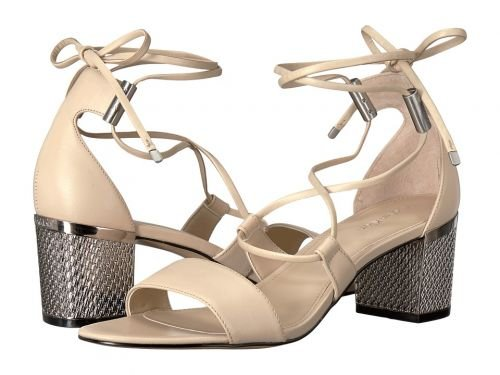 Calvin Klein(カルバンクライン) レディース 女性用 シューズ 靴 サンダル Natania – Sand Leather 10 M [並行輸入品]