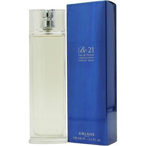 Be 21 POUR FEMME par Orlane - 100 ml Eau de Parfum Vaporisateur