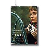 Carol Rooney Mara Film Poster 003, 20,3x 30,5cm 30,5x