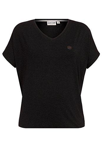 Naketano Damen T-Shirt Spermienrace T-Shirt