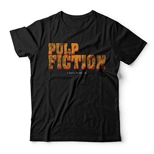 Camiseta Pulp Fiction Logo