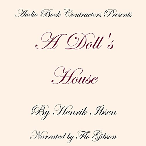 A Doll's House audiobook cover art