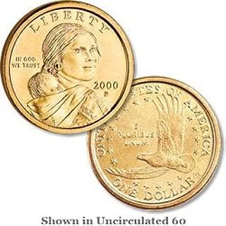 2000-P Sacagawea Dollar -- Uncirculated!