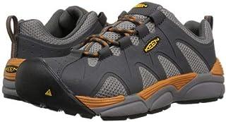 [キーン] Utility メンズ 男性用 シューズ 靴 ブーツ 安全靴 ワーカーブーツ San Antonio Aluminum Toe - Magnet/Desert Sun [並行輸入品]