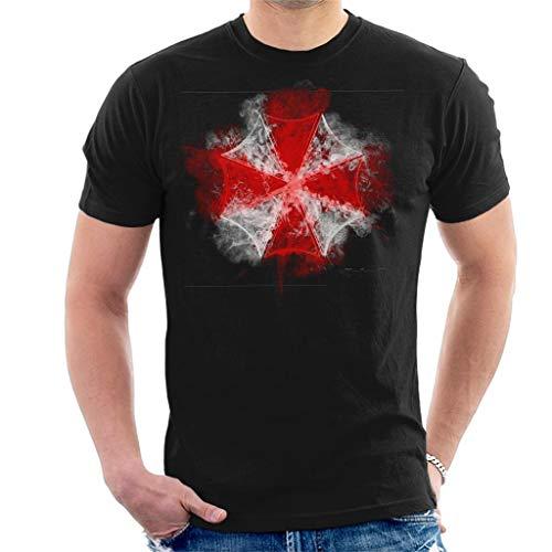 Umbrella Corp Smoke Resident Evil Men's T-Shirt