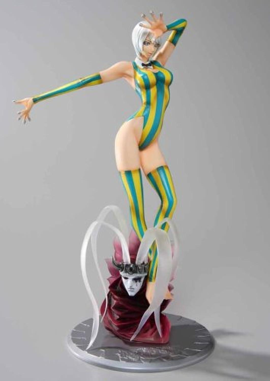Karakuri Circus  Saiga (Shirogane) 1 8 Scale PVC Figure