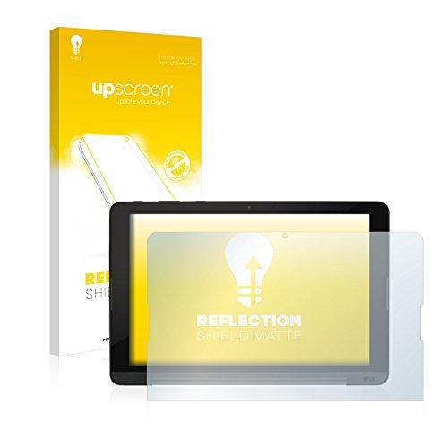 upscreen Entspiegelungs-Schutzfolie kompatibel mit LG G Pad 3 10.1 – Anti-Reflex Bildschirmschutz-Folie Matt
