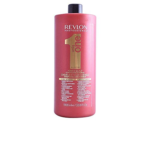 Revlon- Uniq One Grand Care Balm, Shampoo 1000 ml