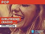 Girlfriend (Radio Version) in the Style of Avril Lavigne