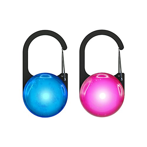 50 Fifty Bcp001 Blink Clip Light, couleurs assorties