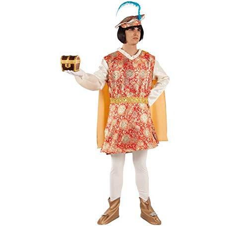 Fycar Disfraz de PAJE Real de Melchor para Hombre