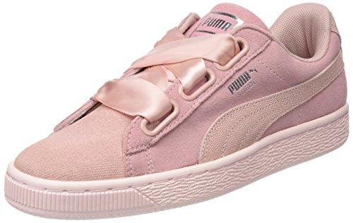 Puma Suede Heart Pebble Wn's, Zapatillas para Mujer